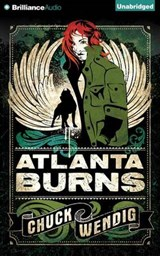 Atlanta Burns | Chuck Wendig |