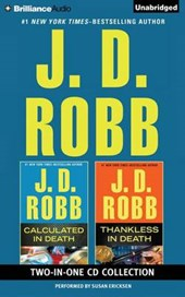 J. D. Robb Two-in-One CD Collection | J. D. Robb |