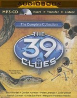 The 39 Clues | Rick Riordan; Gordon Korman; Peter Lerangis; Jude Watson; Patrick Carman; Linda Sue Park; Margaret Peterson Haddix |