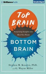 Top Brain, Bottom Brain | Stephen M. Kosslyn |