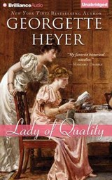 Lady of Quality | Georgette Heyer |