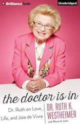 The Doctor Is in | Westheimer, Ruth K. ; Lehu, Pierre A. |