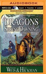 Dragons of Spring Dawning | Weis, Margaret ; Hickman, Tracy |