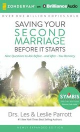 Saving Your Second Marriage Before It Starts | Les And Leslie Parrott |