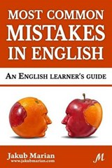 Most Common Mistakes in English | Jakub Marian |