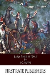 Early Times in Texas