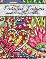 Detailed Designs and Beautiful Patterns | Lilt Kids Coloring Books |