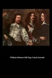 William Dobson 100 Page Lined Journal
