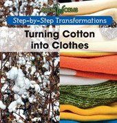 Turning Cotton into Clothes