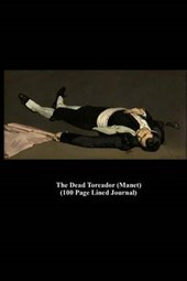 The Dead Toreador (Manet) (100 Page Lined Journal)