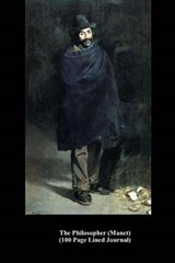 The Philosopher (Manet) (100 Page Lined Journal) | Unique Journal |