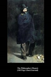 The Philosopher (Manet) (100 Page Lined Journal)