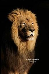 Website Password Organizer Lion