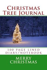 Christmas Tree Journal | Merry Christmas |