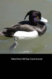 Tufted Duck 100 Page Lined Journal