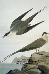 Arctic Yager (John James Audubon) 100 Page Lined Journal