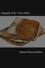 Biography of REV. Hosea Ballou | Maturin Murray Ballou |