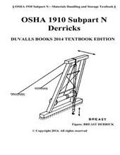 OSHA 1910 Subpart N Derricks
