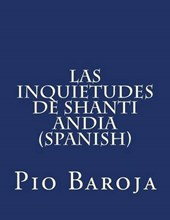 Las Inquietudes de Shanti Andia (Spanish)