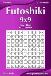 Futoshiki 9x9 - Easy to Hard - Volume 7 - 276 Puzzles