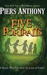 Five Portraits | Piers Anthony |