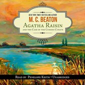 Agatha Raisin and the Case of the Curious Curate | M. C. Beaton |