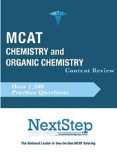 MCAT Chemistry and Organic Chemistry