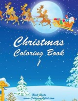 Christmas Coloring Book | Nick Snels |