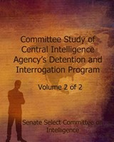 Committee Study of Central Intelligence Agency's | Senate Select Committee On Intelligence |
