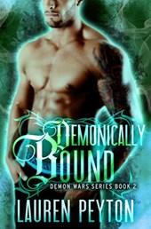 Demonically Bound (The Demon Wars, #2)