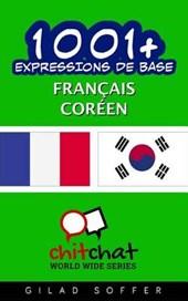 1001+ Expressions de Base Francais - Coreen