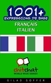 1001+ Expressions de Base Francais - Italien