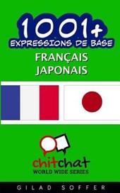 1001+ Expressions de Base Francais - Japonais