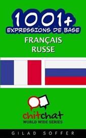 1001+ Expressions de Base Francais - Russe