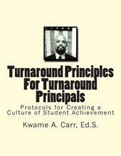 Turnaround Principles for Turnaround Principals