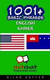 1001+ Basic Phrases English - Khmer | Gilad Soffer |