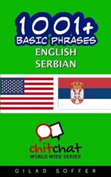 1001+ Basic Phrases English - Serbian | Gilad Soffer |