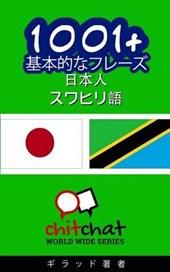 1001+ Basic Phrases Japanese - Swahili
