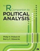 An R Companion to Political Analysis | Pollock, Philip H., Iii ; Edwards, Barry C. |
