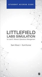 Littlefield Labs Simulation for Joel D. Wisner's Operations Management