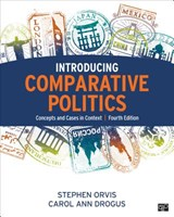 Introducing Comparative Politics | Orvis, Stephen ; Drougus, Carol Ann |