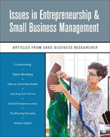 Issues in Entrepreneurship & Small Business Management | Un Known |