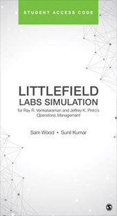 Littlefield Labs Simulation for Ray R. Venkataraman and Jeffrey K. Pinto's Operations Management