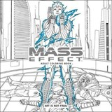 Mass Effect Adult Coloring Book | Bioware |