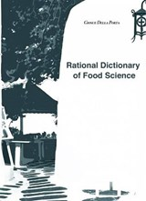 Rational Dictionary of Food Science | giosue della porta |