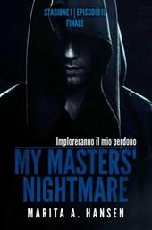"""My Masters' Nightmare Stagione 1, Episodio 15 """"Finale"""""""