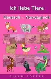 Ich Liebe Tiere Deutsch - Norwegisch