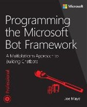 Programming the Microsoft Bot Framework