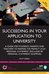 Succeeding in your application to University | Matt Green |