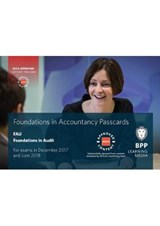 FIA Foundations in Audit (International) FAU INT | Bpp Learning Media |